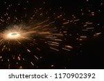 a firework   fire cracker... | Shutterstock . vector #1170902392
