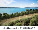 bodensee   biggest lake of... | Shutterstock . vector #1170907612