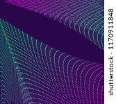abstract communication network...   Shutterstock . vector #1170911848