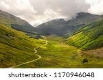 scenic view of argyll forest... | Shutterstock . vector #1170946048