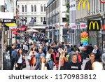 gothenburg  sweden   august 26  ... | Shutterstock . vector #1170983812
