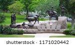 may 24  2018   austin  texas....   Shutterstock . vector #1171020442