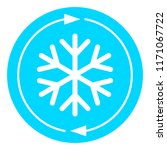 air con vector icon isolated on ... | Shutterstock .eps vector #1171067722