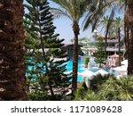 summer season holiday | Shutterstock . vector #1171089628