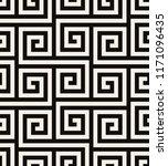 vector seamless pattern. modern ... | Shutterstock .eps vector #1171096435
