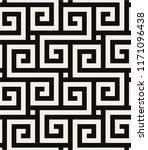 vector seamless pattern. modern ... | Shutterstock .eps vector #1171096438