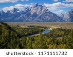 Snake River Overlook At Grand...