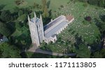 aerial view of holy trinity...