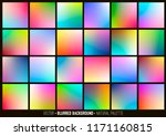 blurred abstract backgrounds... | Shutterstock .eps vector #1171160815