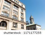 portland  maine   august 26 ... | Shutterstock . vector #1171177255