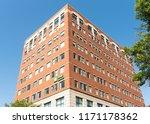 portland  maine   august 26 ... | Shutterstock . vector #1171178362