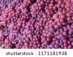 background close up of purple... | Shutterstock . vector #1171181938