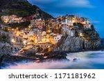 cinque terre   manarola | Shutterstock . vector #1171181962