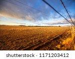 Australian Farm In Drought