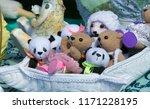 flea market   folk crafts.... | Shutterstock . vector #1171228195