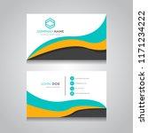 vector modern creative and... | Shutterstock .eps vector #1171234222