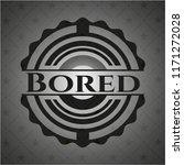 bored dark emblem. retro   Shutterstock .eps vector #1171272028