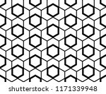 the geometric pattern with... | Shutterstock .eps vector #1171339948