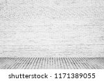 close up of  white brick wall... | Shutterstock . vector #1171389055
