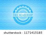 free membership water... | Shutterstock .eps vector #1171415185