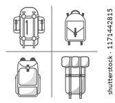 vector illustration with...   Shutterstock .eps vector #1171442815
