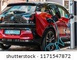 riga  latvia 4 september 2018... | Shutterstock . vector #1171547872