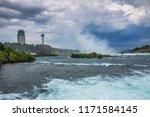 Upper Part Of Niagara Falls...