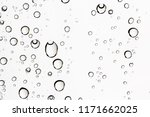 white isolated background water ... | Shutterstock . vector #1171662025