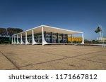 brasilia  brasil   aug 26  2018 ... | Shutterstock . vector #1171667812
