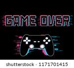 conceptual abstraction of a... | Shutterstock .eps vector #1171701415