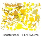 paint stains grunge background... | Shutterstock .eps vector #1171766398