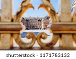 versailles chateau. france.... | Shutterstock . vector #1171783132