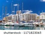 Marina Of Ibiza Island. Port O...