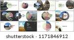 minimal presentations design ... | Shutterstock .eps vector #1171846912