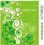 swirls | Shutterstock .eps vector #11718532