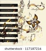 vector music conceptual...