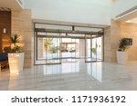 Hotel Reception Area  Entrance