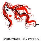 vector  stylish  original hand...   Shutterstock .eps vector #1171991272