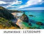 bermagui coastline  this...   Shutterstock . vector #1172024695
