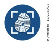 fingerprints icon in badge...