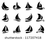 Sailboat Symbol