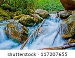 High Shoal Falls Landsapes
