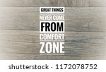 inspirational and motivational... | Shutterstock . vector #1172078752