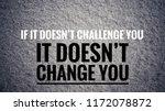 inspirational and... | Shutterstock . vector #1172078872