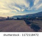 spectacular view of coastline... | Shutterstock . vector #1172118472
