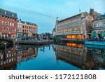 leiden  netherlands   april 4 ... | Shutterstock . vector #1172121808