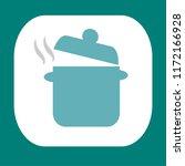 pot vector icon | Shutterstock .eps vector #1172166928