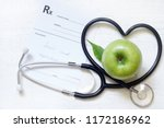 alternative medicine healthy ... | Shutterstock . vector #1172186962