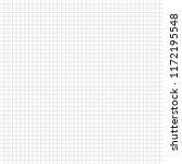 worksheet   grey graph grid... | Shutterstock . vector #1172195548