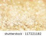 golden bokeh background   Shutterstock . vector #117221182